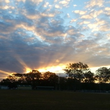 Woodford - 'Sunset 2' (QLD)