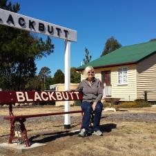 Blackbutt - Old Railway Station (QLD)