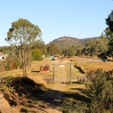 Linville - Free Camp Site (QLD)