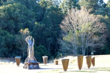 Bunya Mountains - Sculpture (QLD)