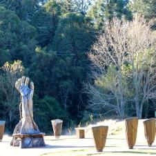 Bunya Mountains - Sculpture (QLD)