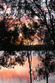 Lake Wivenhoe 'Reflections 1' (QLD)