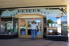 Peters Cafe, Bingara (NSW)