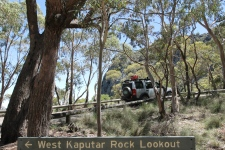 West Kaputar Rock Lookout
