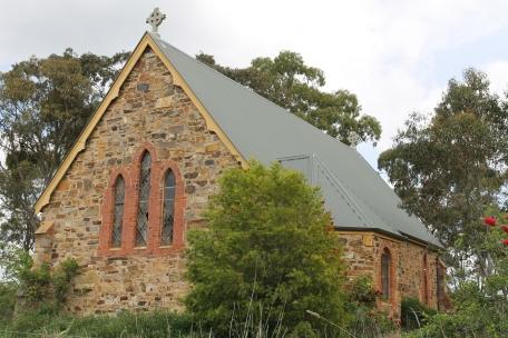 Wattle Flat - 1800s Church