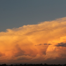 Maffra Golf Club and RV Park - Sunset After Storm (VIC)