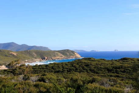 Wilsons Prom - View of Southern Point of Australia (Vic)