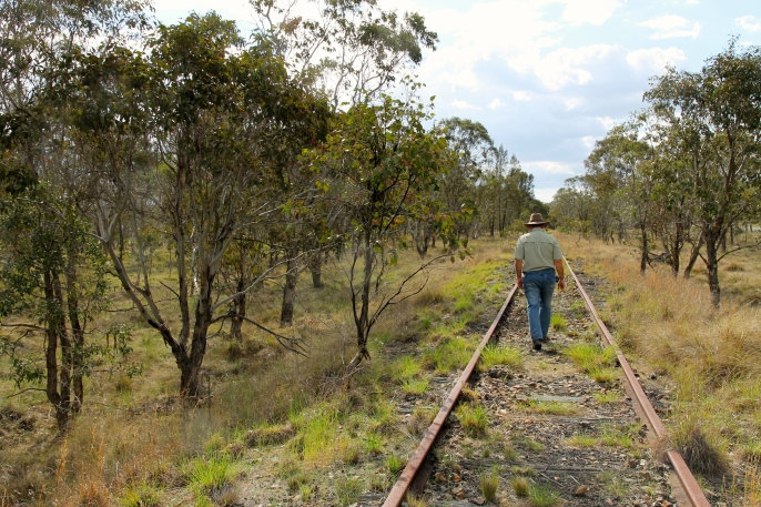 Tenterfield Creek - Old Rail Line (NSW)