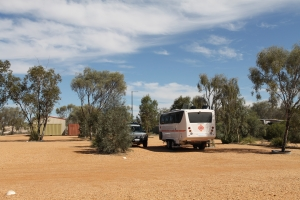 Lightning Ridge - Opal Caravan Park (NSW)