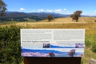 Tooma - Southern Cloud Memorial Lookout (NSW)