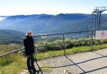 Top Of Chairlift To Kosciuszko Walk (NSW)
