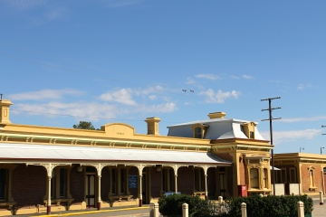 Junee - Historuc Railway Station (NSW)