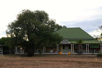 Meadowbank Museum and Farmstay Homestead (Qld)