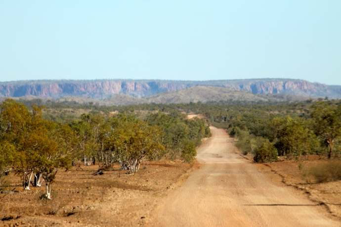Road To Adels Grove (Qld)