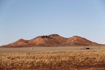 Middleton - 'Goldstone' Movie Location (Qld)