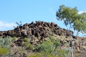 Barkly Highway - Rock Formations (Qld)