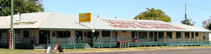 Camooweal - Post Office Hotel Motel Caravan Park (Qld)