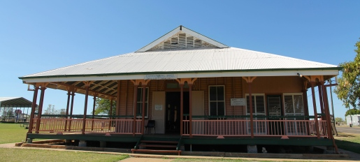 Camooweal - Shire Hall (Qld)