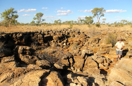 Camooweal National Park - Little Nowranie Cave (Qld)