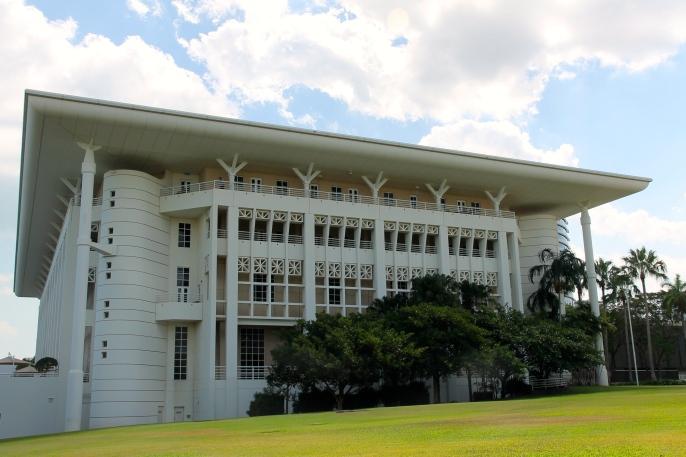 Darwin - Parliament House (NT)