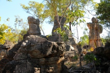 Litchfield NP - Lost City (NT)