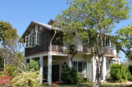 Burnett House - Myilly Point Heritage Precinct - Darwin (NT)