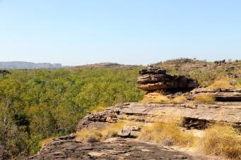Ubirr - Rocky Outcrop - Kakadu (NT)