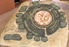 Warradjan Aboriginal Cultural Centre - Cultural Calendar Showing The Six Seasons Of Kakadu - Kakadu (NT)
