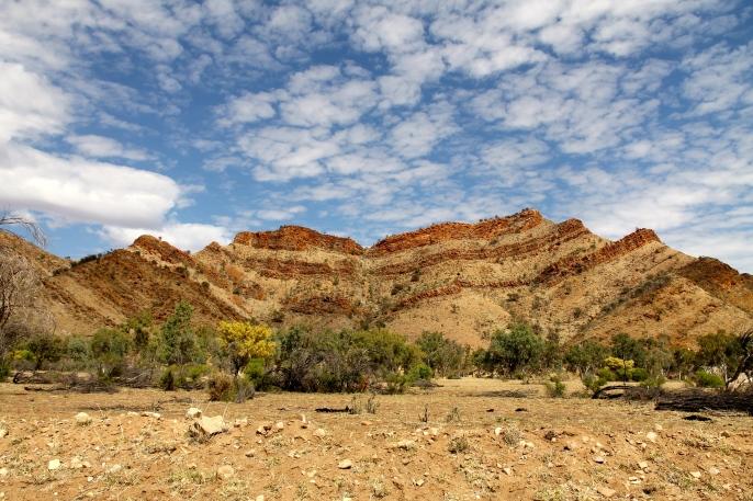 Binns Track To N'Dhala Gorge (NT)