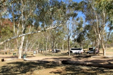 Ross River Homestead - Campground (NT)