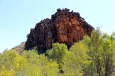 Corroboree Rock - Estimated to be about 800 million years old (NT)