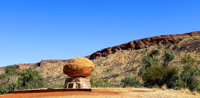 John Flynns Grave Historical Reserve (NT)