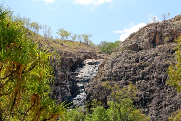 Gunlom Lookout Walk and Waterfall (NT)