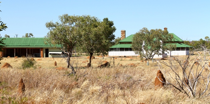 Tennant Creek Telegraph Station (NT)