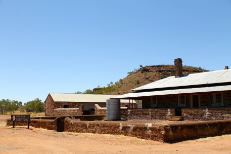 Barrow Creek Telegraph Station (NT)