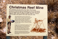 Arltunga Historical Reserve - Christmas Reef Mine (NT)