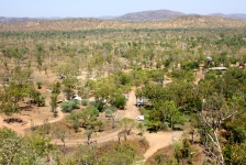 Gunlom Lookout Walk (NT)