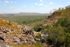 Gunlom Lookout Walk and Plunge Pool (NT)