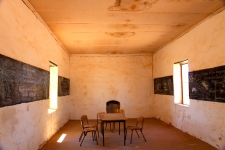 Hermannsburg Historical Precinct - Schoolhouse Interior (NT)