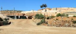 Coober Pedy - Riba's Caravan Park and Underground Camping (SA)