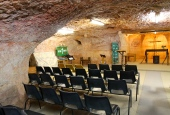 Coober Pedy - Catacomb Church (SA)