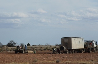 Anna Creek Station - Mustering Camp (SA)