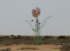 Alberrie Creek - Metal Sculptures (SA)