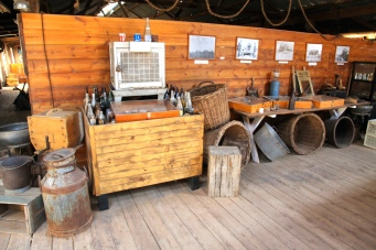 Beltana Station - Woolshed Museum (SA)