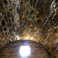 Burra Copper Mine - Powder Store Roof (SA)
