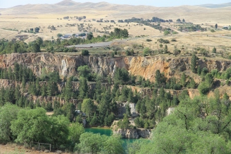 Burra - Copper Mine (SA)