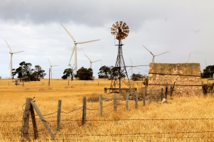 Yorke Peninsula - Wind Power (SA)