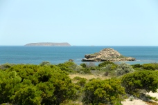 Innes National Park - Chinamans Hat (SA)