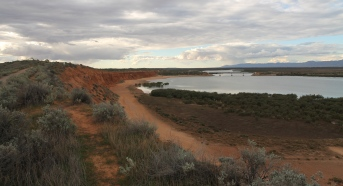 Port Augusta - Matthew Flinders Red Hill Lookout (SA)
