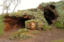 Kimba - White Knob Lookout Caves (SA)